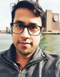 Nandan Dutta Chaudhury